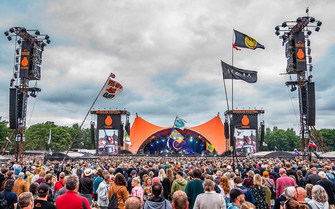 Meyer Sound y Festival Roskilde de Dinamarca, éxito de una colaboración pionera en la sonorización de festivales