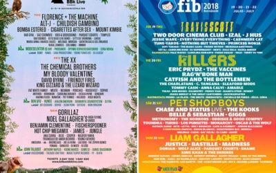 Los nuevos sistemas LEO Family sonorizarán los escenarios principales de los festivales BBK Live y FIB