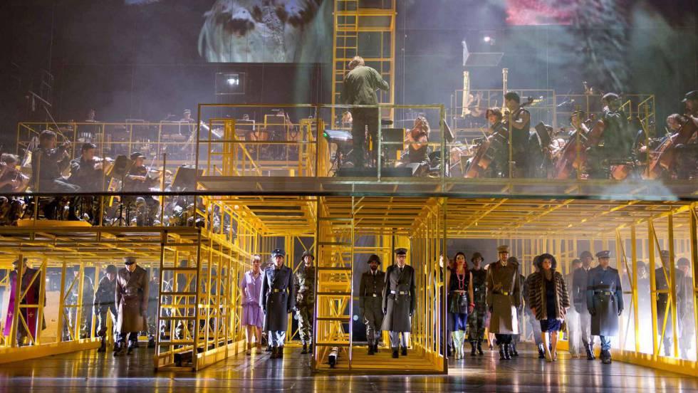"""Sistemas UPM-1P y mesa Digico en la ópera """"Die Soldaten"""""""