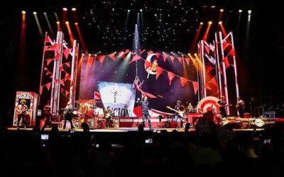 Sistemas LEO en los conciertos de Ricardo Arjona en Madrid y Barcelona