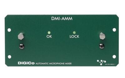 Nueva tarjeta DMI-AMM para consolas de la serie S de DiGiCo