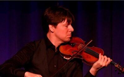 Constellation en la gala benéfica de la Orquesta Sinfónica de Berkeley, con el violinista Joshua Bell
