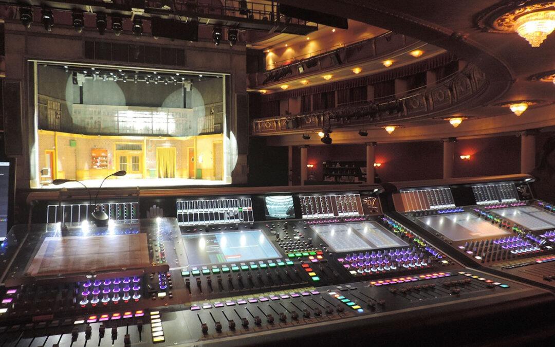 """El musical """"Billy Elliot"""" se renueva con sistemas LINA"""