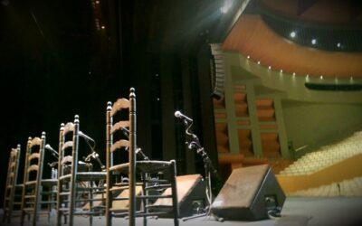 Flamenco y Meyer Sound juntos en la Bienal de Sevilla
