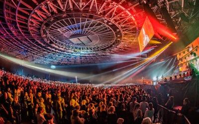 Jason Derulo volvió a confiar en la Familia LEO y DiGiCo en su gira europea