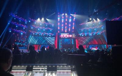 Las consolas DiGiCo aseguran un sonido impecable en la ceremonia de los Grammy Latinos