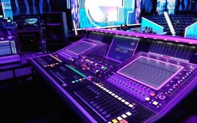 DiGiCo, el control perfecto para las galas en directo de Operación Triunfo