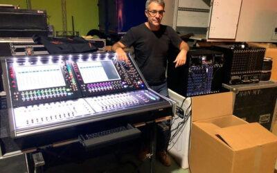 Hacker Producciones amplía su equipamiento con sistemas de la Familia LEO de Meyer Sound y consolas DiGiCo