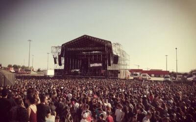 Arenas Audio sonorizó con sistemas Meyer Sound LYON el festival Rivas Rock