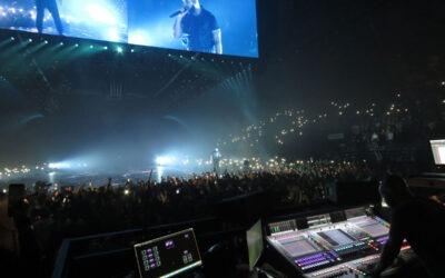 "El ""Assassination Vacation Tour"" de Drake se actualiza a DiGiCo SD7 Quantum"