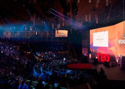 Teatro pequeño TED 2019