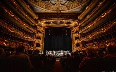 """Sclat Team sonorizó el concierto final de """"La Sardana del año"""" en el Gran Teatre del Liceo"""