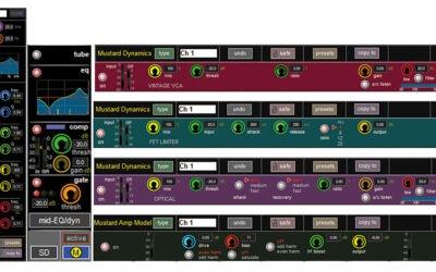 Nueva actualización de software V1143 para la serie SD de DiGiCo