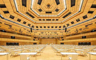 Austria Center Vienna, la instalación permanente más grande con ULTRA-X40