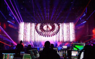 Maluma confía en la Familia LEO de Meyer Sound para su gira mundialFluge Audiovisuales realiza un espectacular despliegue audiovisual en la etapa europea del tour