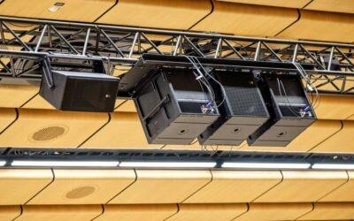 El ULTRA-X40 de Meyer Sound gana adeptos en todas las aplicaciones