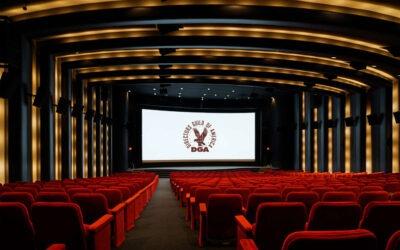 El teatro DGA de Los Ángeles se actualiza a Dolby Atmos con los sistemas de cine de Meyer Sound