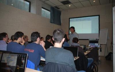 Celebrado nuevo Curso de Diseño de Sistemas en Barcelona, último del 2011Del lunes 28 de Noviembre al viernes 2 de Diciembre se celebró en las instalaciones de L'Auditori de Barcelona el último Curso de Diseño de Sistemas de Sonorización de 2011.