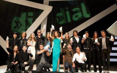 Premios Cadena Dial 2011 con Meyer Sound y DiGiCo