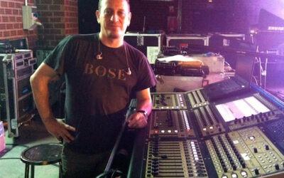 DIGICO SD8 de nuevo en gira con Miguel BoséMiguel Bosé regresa a los escenarios con un nuevo espectáculo.