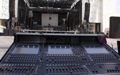 Gira Mundial de Judas Priest con Meyer Sound