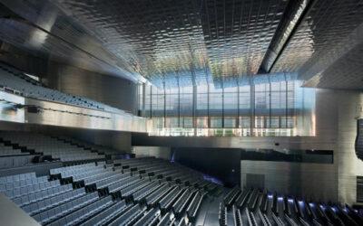 El Centro de Convenciones FIBES elige Meyer Sound MICA