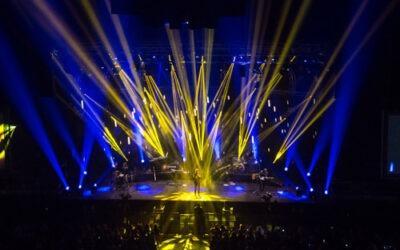 Use Sonido estrena en España su nuevo sistema Meyer Sound LYON en la Gira de Sergio Dalma