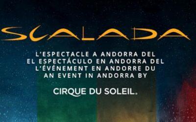 Cirque du Soleil con Meyer Sound en un evento especial para Andorra