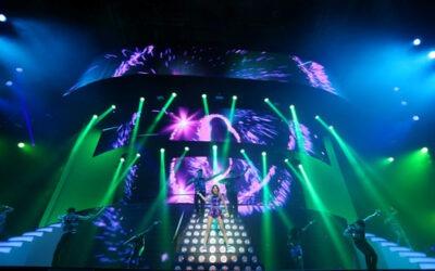 «Violetta Live» Arena Tour llegará a 500.000 aficionados europeos gracias a los LYON de Meyer Sound