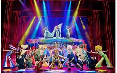 """Meyer Sound y DiGiCo presentes en el musical """"PRISCILLA, Reina del Desierto"""""""