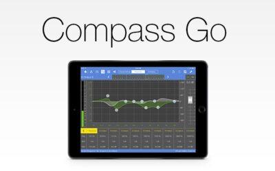 Meyer Sound Lanza Compass GoAPPS aplicación para iPad que hace que la Optimización de Sistemas sea más Móvil