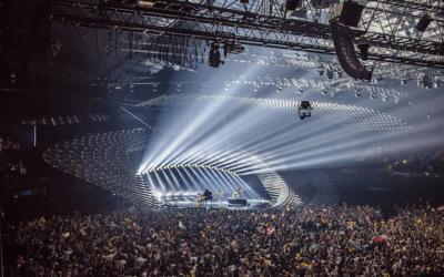 LYON de Meyer Sound en el Festival de Eurovisión 2015