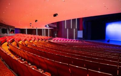 Meyer Sound Constellation, protagonista acústico del JIExpo Theatre en Indonesia