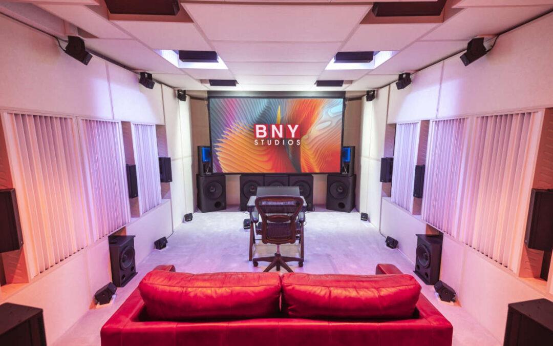 BNY Productions utiliza sistemas Meyer Sound para la retransmisión de eventos electorales en EE.UU.
