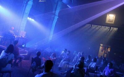 """Tuá equipó el espectáculo """"+Cruz"""", de Luis Miguel Cobo, enmarcado en La Noche del Patrimonio"""