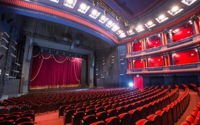 El Teatro Musical Roma de Varsovia se renueva con sistemas LINA