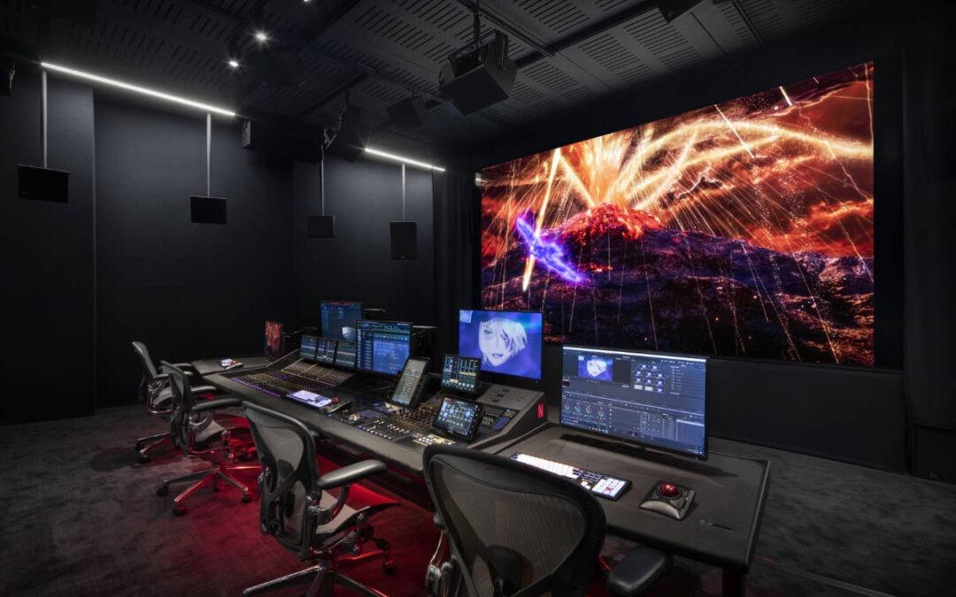 Ultra Reflex de Meyer Sound, la solución para una fidelidad superior de sonido envolvente con pantallas de vídeoLa nueva tecnología se utilizó inicialmente junto al sistema de visión directa Crystal LED de Sony en el campus de Netflix en Los Ángeles