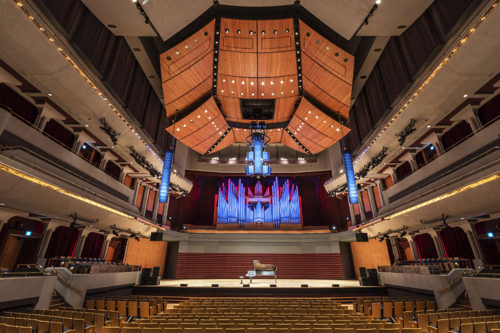 El Jack Singer Concert Hall de Calgary renueva sus sistemas Meyer Sound