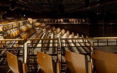 ULTRA-X y Spacemap Go de Meyer Sound debutan en Sydney Theatre Company
