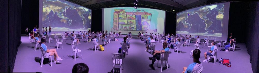 """Telemag estrena Spacemap Go de Meyer Sound en la exposición """"Lorca, las costuras del tiempo"""""""